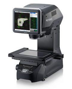 Optisches Koordinaten-Messsystem: Keyence LM-1100